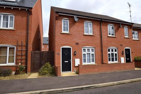 2 bedroom end of terrace house for sale - Prince Rupert Drive, Aylesbury