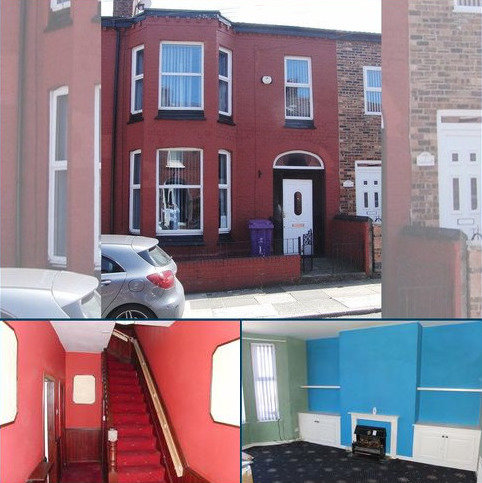 3 bedroom terraced house for sale - Guildhall Road, Liverpool