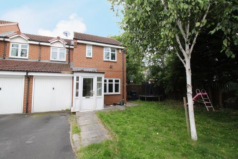 3 bedroom semi-detached house for sale - The Covers, Swalwell, Newcastle Upon Tyne
