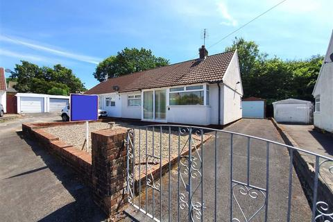 2 bedroom semi-detached bungalow for sale - Derwen Close, Waunarlwydd, Swansea