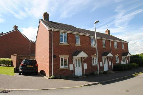 2 bedroom house to rent - Nadder Meadow, South Molton