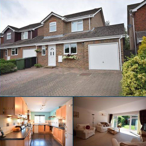 3 bedroom detached house for sale - Farm Gardens, Peasmarsh, Rye
