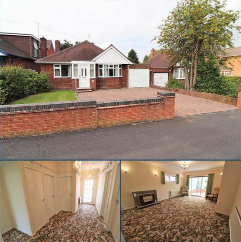 3 bedroom detached bungalow for sale - Coniston Road, Palmers Cross, Wolverhampton