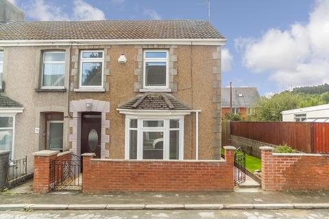 3 bedroom semi-detached house for sale - Meadow Street, Aberkenfig, Bridgend. CF32 9BE