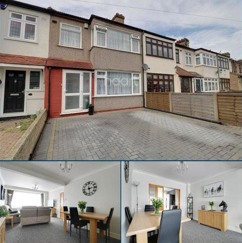 search 3 bed houses for sale in romford | onthemarket