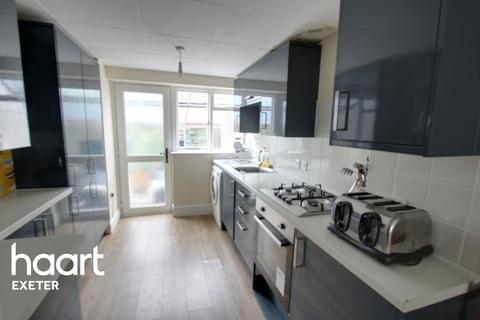 3 bedroom terraced house for sale - Pellinore Road, Beacon Heath, Exeter, EX4 9BJ