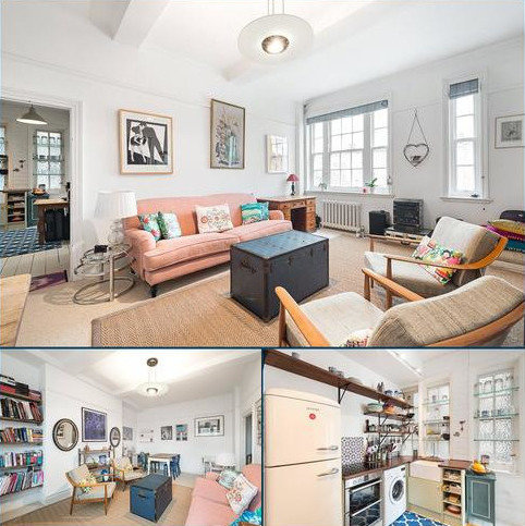 2 bedroom flat for sale - Chalfont Court, Baker Street, London, NW1