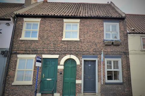 2 bedroom terraced house for sale - Beckside, Beverley, HU17 0PD