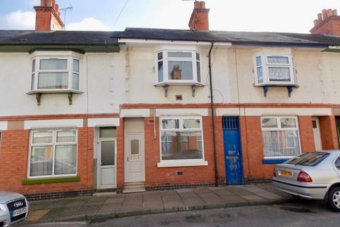 3 bedroom terraced house to rent - Conway Road, Leicester LE2 1PD