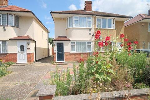 2 bedroom semi-detached house for sale - Northumberland Crescent, Feltham, TW14