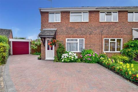 3 bedroom semi-detached house for sale - Cowdrey Close, Willesborough, Ashford, Kent