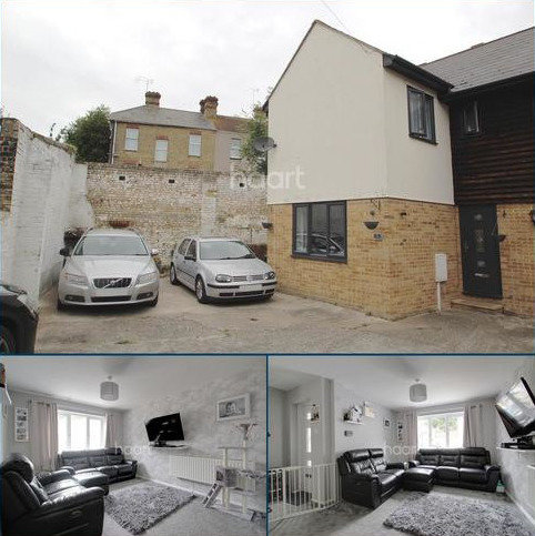 2 bedroom end of terrace house for sale - Chatsworth Mews, Ramsgate, CT11