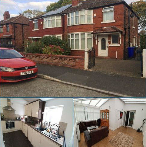 3 bedroom semi-detached house for sale - Leighbrook Rd, Withingtom, Manchester M14