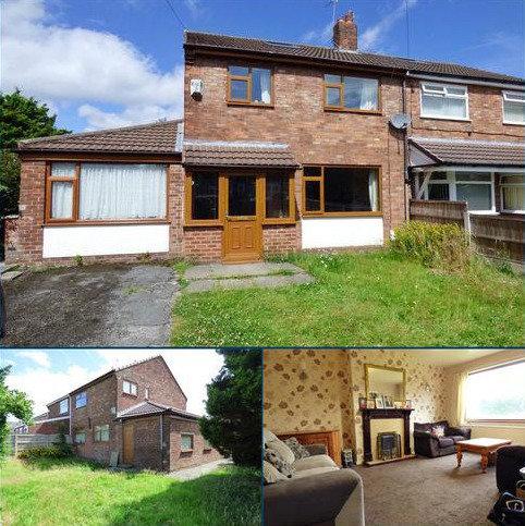 3 bedroom semi-detached house for sale - Gordon Avenue, Chadderton, Oldham, Greater Manchester, OL9