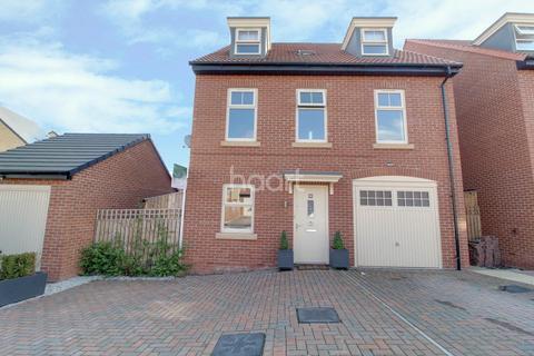 4 bedroom detached house for sale - Richmond Park Road, Derby