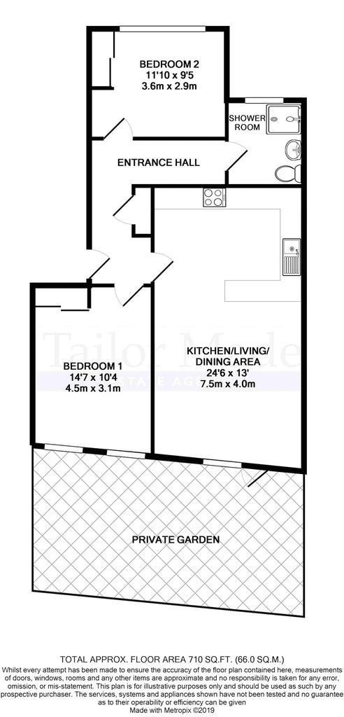 Floorplan: Floorplan 4