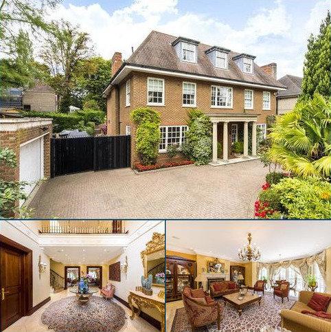 8 bedroom detached house for sale - Sheldon Avenue, London, N6