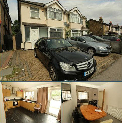 3 bedroom semi-detached house to rent - Brentwood Road, Romford