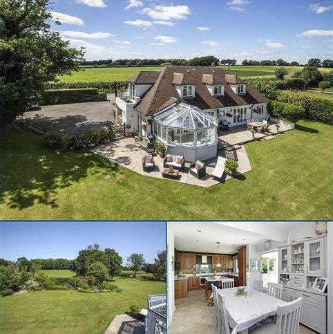 4 bedroom detached house for sale - Dwelly Lane, Edenbridge, Kent, TN8