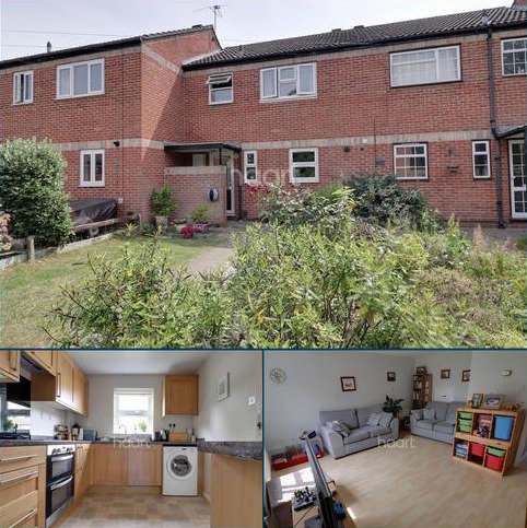 3 bedroom terraced house for sale - Oberon Way, TW17