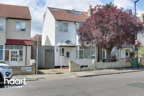 4 bedroom end of terrace house for sale - Abercairn Road, London