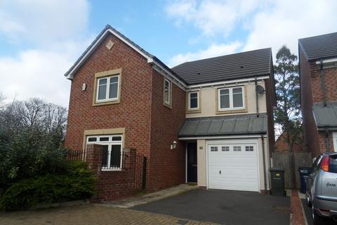 4 bedroom detached house for sale - Manor Park, Benton, Newcastle upon Tyne, Tyne & Wear, NE7 7FS