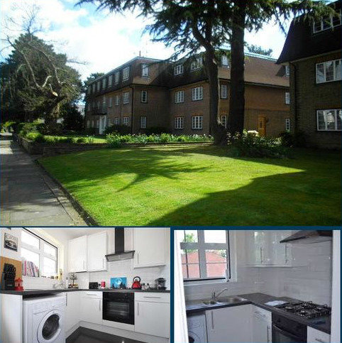 2 bedroom flat to rent - Church Road, Osterley TW7