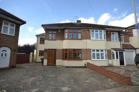 4 bedroom semi-detached house for sale - Priests Avenue, Rise Park, Romford, RM1