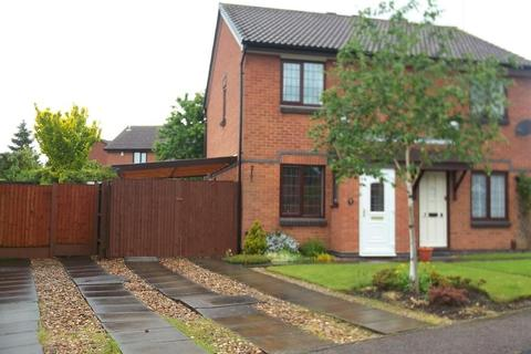 2 bedroom semi-detached house to rent - Courtney Close, Wollaton, Nottingham NG8