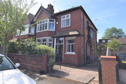 4 bedroom semi-detached house to rent - Sandileigh Avenue, Didsbury