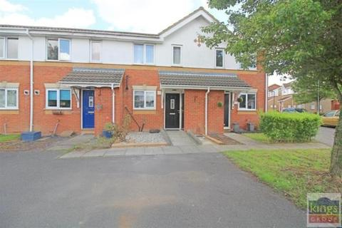 2 bedroom terraced house for sale - Heathcote Gardens, Harlow, Essex, CM17 9TZ