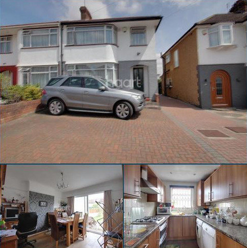 3 bedroom semi-detached house to rent - Portland Crescent, Stanmore, HA7