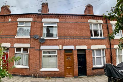 2 bedroom terraced house to rent - Montague Road, Leicester LE2 1TH