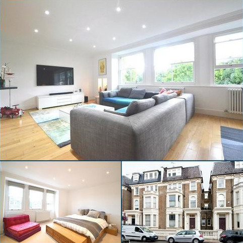 2 bedroom flat to rent - Randolph Crescent, Little Venice, London