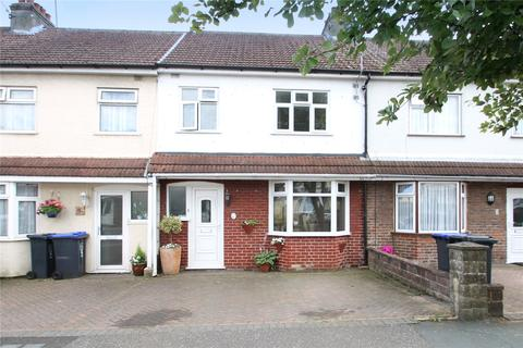 3 bedroom terraced house for sale - Fourth Avenue, Lancing, West Sussex, BN15