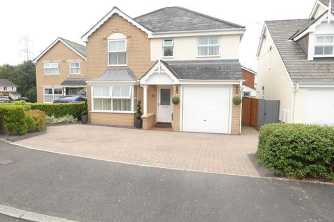 4 bedroom detached house to rent - Pant yr Hebog, Broadlands,Bridgend County Borough, CF31 5DF