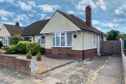 2 bedroom semi-detached house for sale - Waterloo Crescent, Wigston, Leicester, LE18