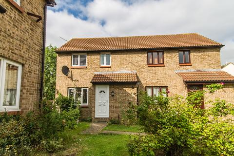 2 bedroom semi-detached house to rent - 60 Appletrees, Cambridge