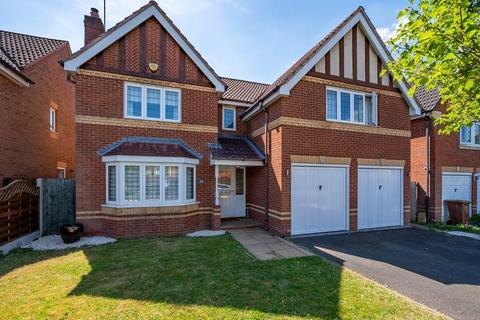 4 bedroom detached house for sale - Glendon Way, Dorridge