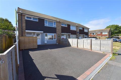 3 bedroom end of terrace house for sale - Test Road, Sompting, West Sussex, BN15