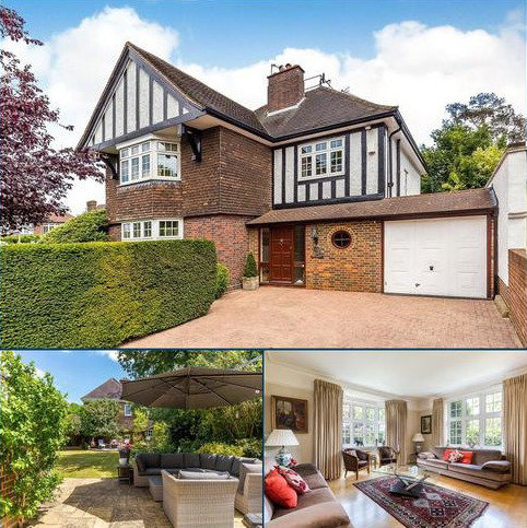 4 bedroom detached house for sale - Dover House Road, London, SW15