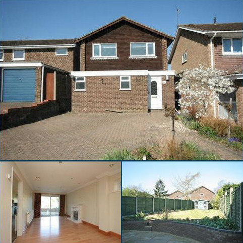 4 bedroom detached house to rent - Ranleigh Walk, Harpenden, Hertfordshire