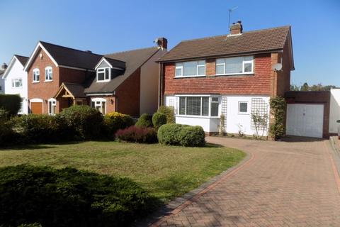 3 bedroom detached house to rent - Streetly Crescent, Sutton Coldfield