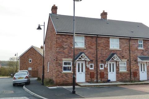 2 bedroom terraced house to rent - Llys Y Dderwen Coity Bridgend CF35 6DE