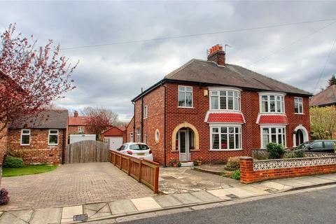 3 bedroom semi-detached house for sale - Perth Grove, Hartburn
