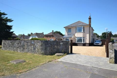 4 bedroom detached house for sale - New Road, West Parley