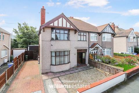 4 bedroom semi-detached house for sale - Grosvenor Road, Prestatyn