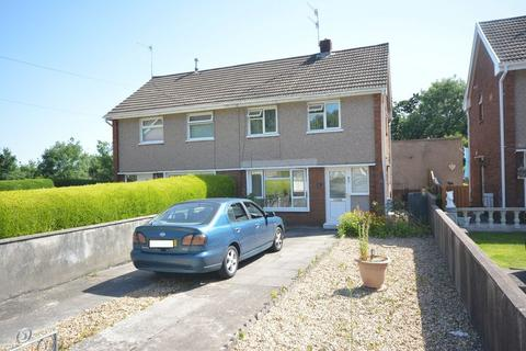 2 bedroom semi-detached house for sale - 31 Wern Bank, Neath, SA11 2NB
