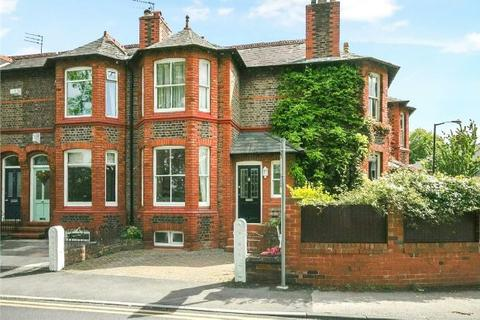 2 bedroom end of terrace house to rent - Victoria Road, Hale