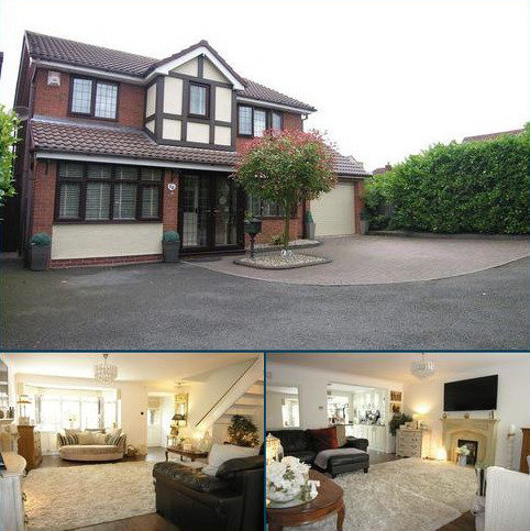 4 bedroom detached house for sale - Marlpool Drive, Pelsall